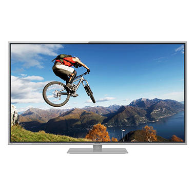"60"" Panasonic 1080p 120Hz LED HDTV w/ WiFi"