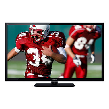 "50"" Panasonic LED 1080p HDTV"