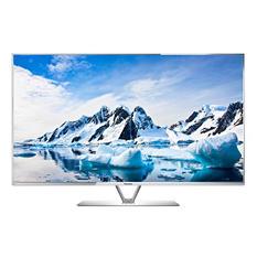 """60"""" Panasonic LED 1080p 3D Smart TV w/ Wi-Fi"""