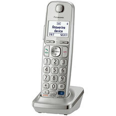 Panasonic KX-TGEA20S Accessory Link2Cell Handset for KX-TG484SK