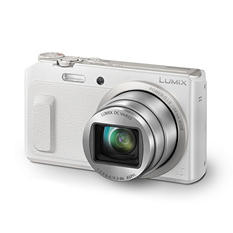 Panasonic Lumix DMC-ZS45W 16MP CMOS Sensor Digital Camera with 20x Zoom