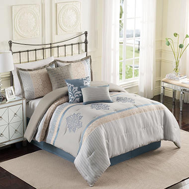 Ellery Homestyles Studio Hamilton Multi-Piece Fashion  13822BEDDQUENEU