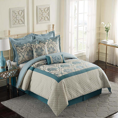Ellery Homestyles Studio Naples Multi-Piece Fashion  13946BEDDQUETEL