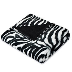 Vue Faux Fur Throw - Various Prints