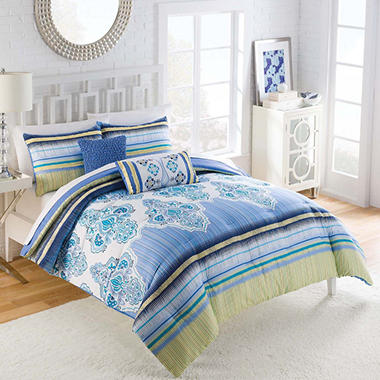Vue Fantasia Comforter Set Various Sizes  14302BEDDTXLMUL