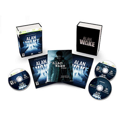 Alan Wake Limited Edition - Xbox 360