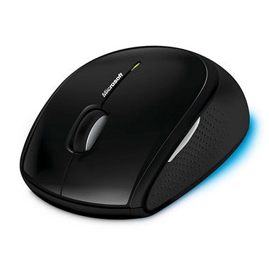 Microsoft Wireless BlueTrack Technology Mouse 5000