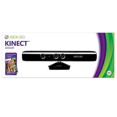Kinect w/ Kinect Adventures - Xbox 360 Kinect