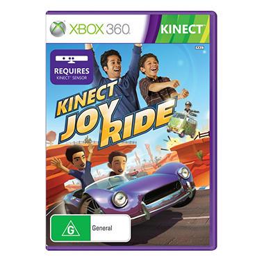 Joy Ride - Xbox 360 Kinect