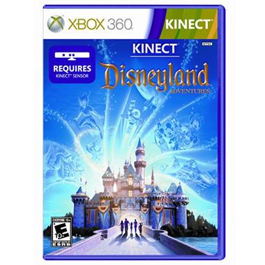 Disneyland Adventures - Xbox 360 Kinect