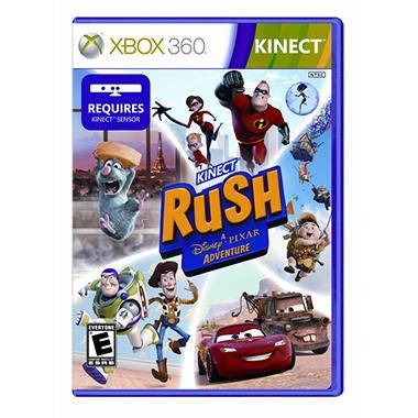 Kinect Rush: A Disney Pixar Adventure - Xbox 360 Kinect