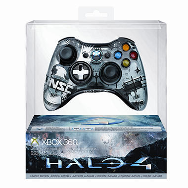 Halo 4 Limited Edition Wireless Controller for the Xbox 360
