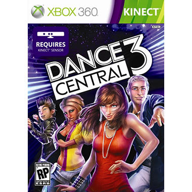 Dance Central 3 - Xbox 360 Kinect
