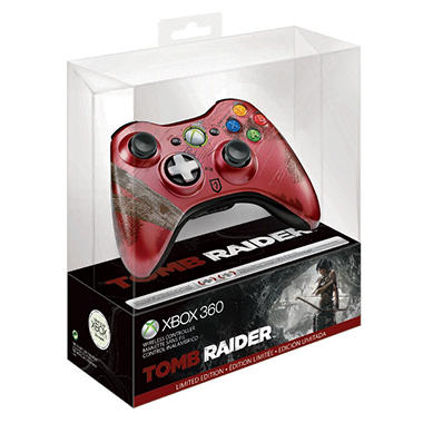 Xbox 360 Tomb Raider? Limited Edition Wireless Controller
