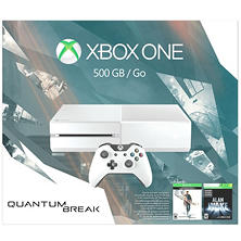 Xbox One 500GB Quantum Break Console Bundle