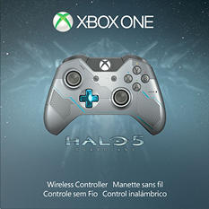 XBOX One Wireless Controller Halo - Silver Edition
