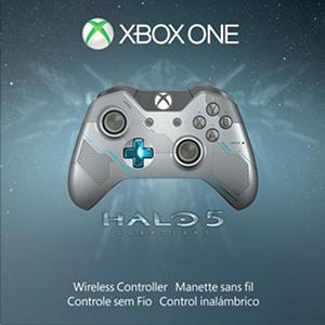 XBOX One Wireless Controller Halo - Silver Edition