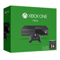 Xbox One Halo: The Master Chief Collection 1 TB Bundle