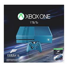 Xbox One 1TB with Forza 6 Bundle