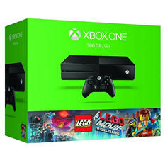 Xbox One Console 3P Lego Bundle