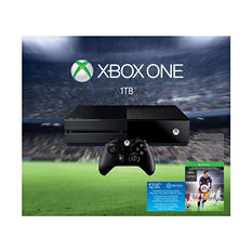 Xbox One 1TB with FIFA 16 Bundle