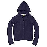 Eddie Bauer Girls' Cardigan
