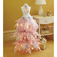 Member's Mark Premium 3' Dress Form Tree-Pink
