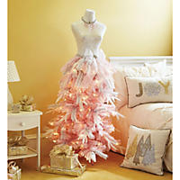 Member's Mark Premium  5' Dress Form Tree-Pink