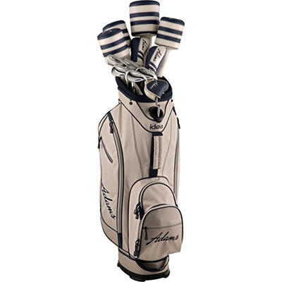 Adams Idea Women's 12-Piece Golf Set (Multiple Colors)