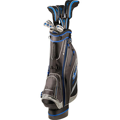 Adams Golf Speedline Steel Uniflex Set