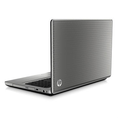 HP G72 Notebook, Intel® Pentium® Processor P6100, 320GB, 17.3