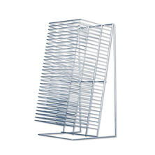Sax Single-Slide Table Top Drying Rack, 12 X 18 Inches