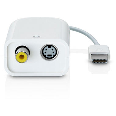 Apple Micro-DVI to Video Adapter