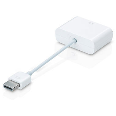 Apple Micro-DVI to DVI Adapter - 1st Generation