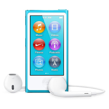 Apple iPod Nano  8GB - Blue