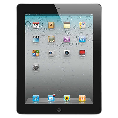 *$299 after $95 Instant Savings* iPad 2 Wi-Fi 16GB - Black