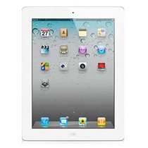 *$299 after $95 Instant Savings* iPad 2 Wi-Fi 16GB - White