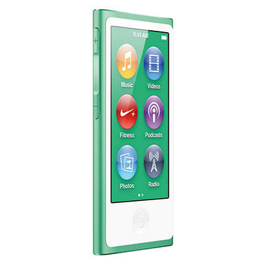 Apple iPod Nano 16GB 7th Generation - Various Colors