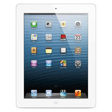 iPad with Retina display Wi-Fi 64GB – White