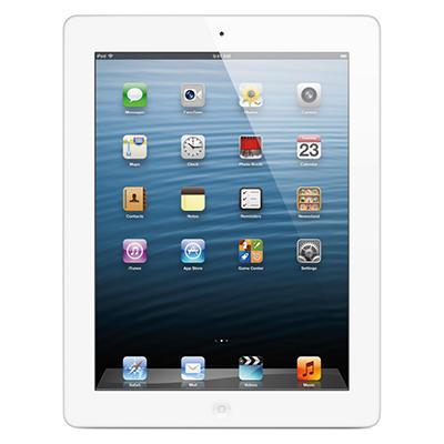 iPad with Retina display Wi-Fi 64GB - White