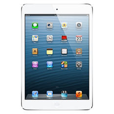 iPad Mini 16GB White w/ Wi-Fi + Cellular - Verizon