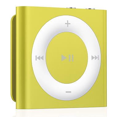 Apple iPod Shuffle 2GB 4th Generation - Various Colors