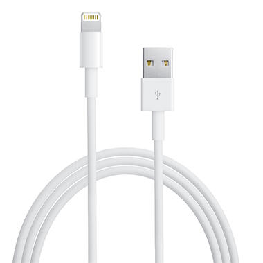 Apple Lightning-to-USB Cable Adapter
