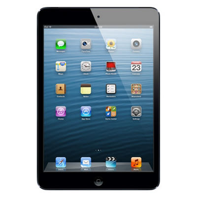 iPad Mini 64GB Black w/ Wi-Fi and Cellular - Verizon, AT&T, and Sprint