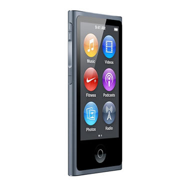 Apple iPod Nano 16GB 7th Generation - Space Gray