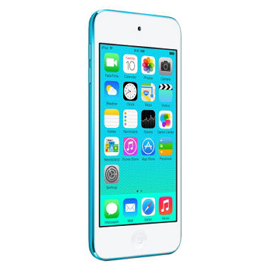 Apple iPod Touch 16GB 5th Generation - Blue