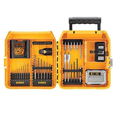 DeWalt Professional Power Tool Accessory Set - 74 pc.