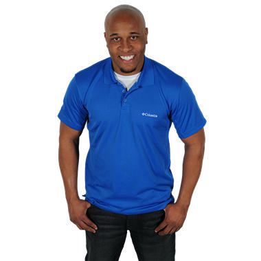 Columbia� Sportswear Men's New Utilizer? Polo