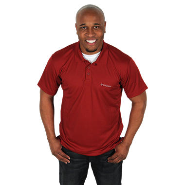 Columbia® Sportswear Men's New Utilizer™ Polo