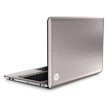 "HP dv7 Entertainment Notebook, Intel® Core™ i7-2630QM, 2TB, 17.3"", Blu-ray"